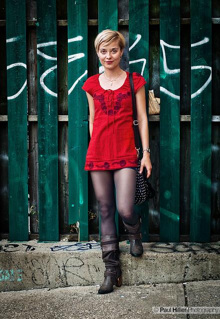 Toronto Street Fashion