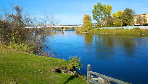 Clark fork late morning by SaraS