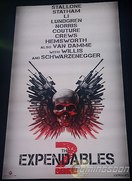 theexpendables2promoposter