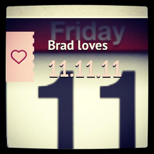 Happy 11.11.11