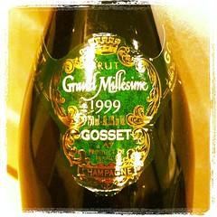 Gosset Grand Millesime 1999