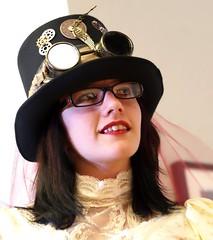 Steampunk Gizmos Hat