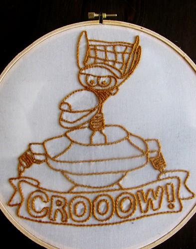 Crooow!