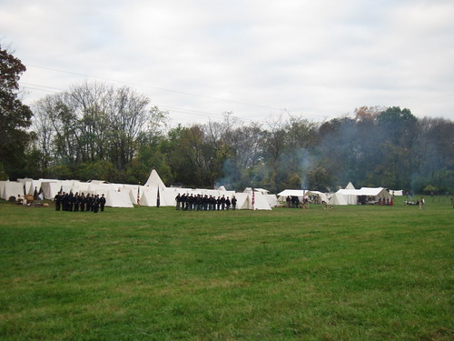 Balls Bluff Reenactment 008