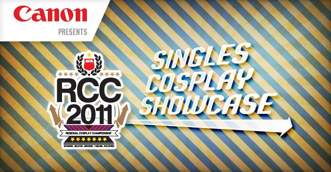 Anime Festival Asia 11 Singles Cosplay Showcase