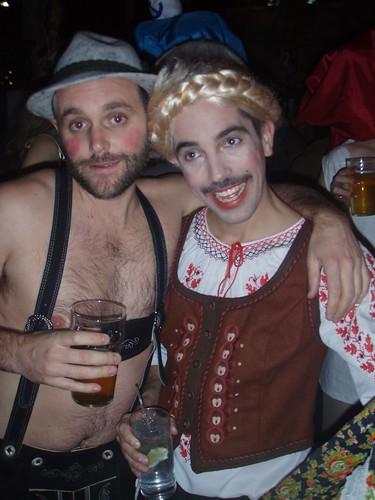 Greg and Helga K3VYN