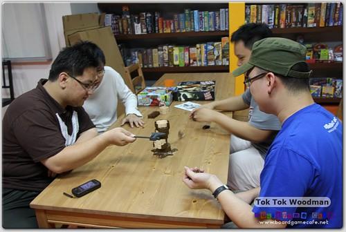 BGC Meetup - Tok Tok Woodman