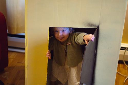 toddler in da house