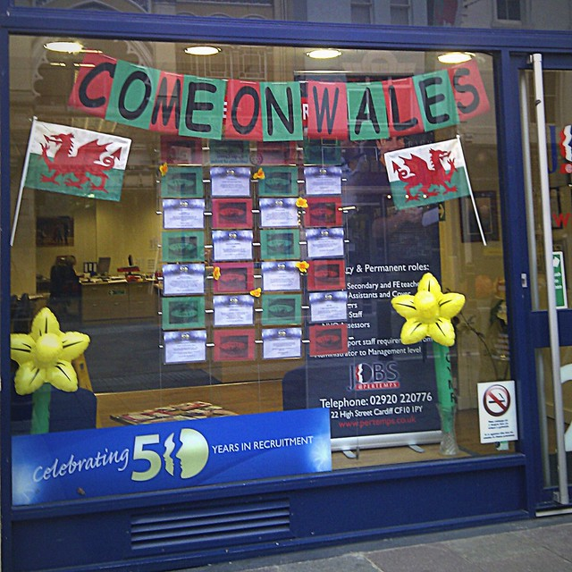 Cardiff gears up for Rugby World Cup semi-final