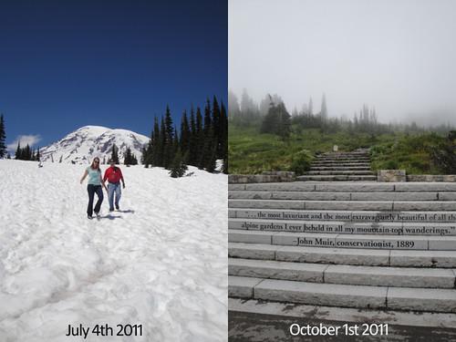 Rainier July vs Oct 2011 copy