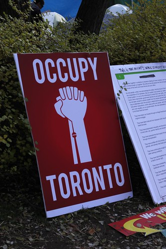 Occupy Toronto Logo