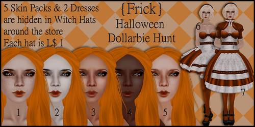 Frick - Halloween Hunt