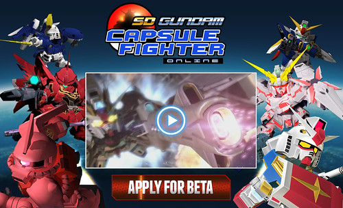 SD Gundam Online English Version (2)