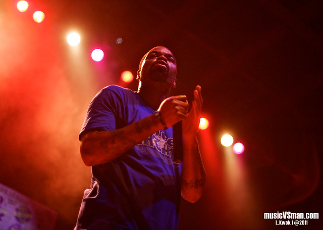 Method Man @ The Pageant