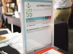 La Forge Estate, Singapore Wine Fiesta 2011, Customs House