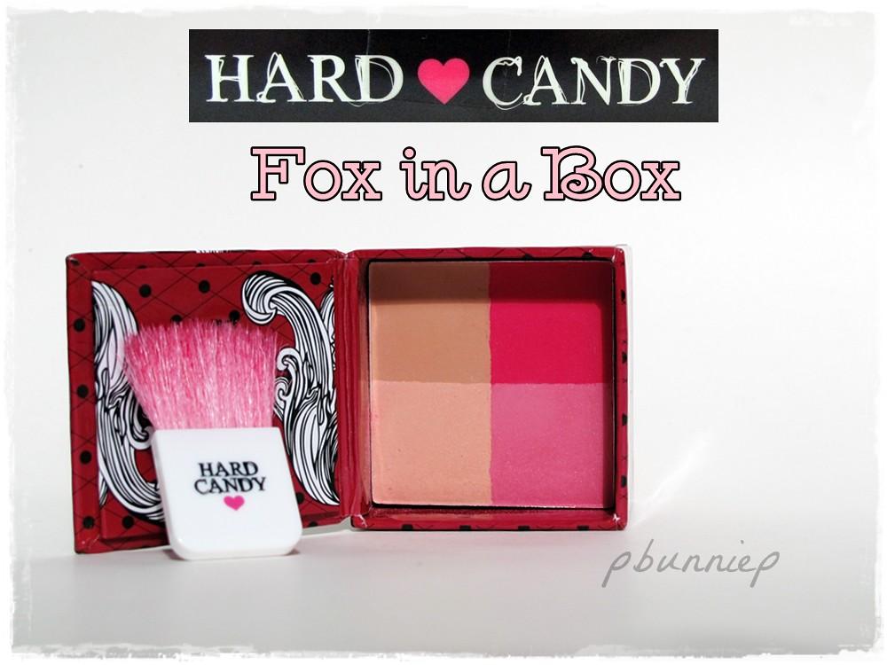 Hard Candy-Fox in a Box