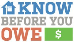Know Before You Owe in WI or CA