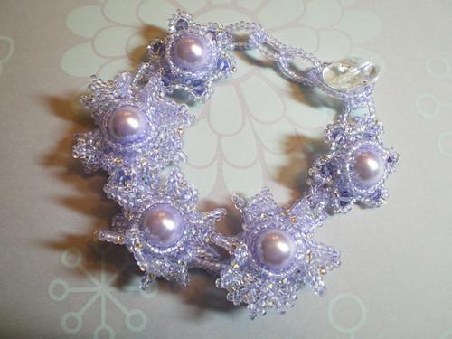 Nanogene Pearl Bracelet