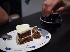 Carrot Cake, 40 Hands Coffee, Yong Siak Street, Tiong Bahru Estate