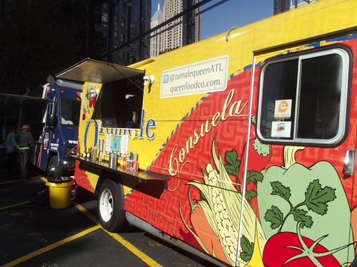 tamale queen food truck