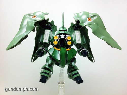 SD Kshatriya Review NZ-666 Unicorn Gundam (29)