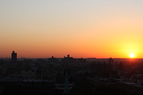 Brooklyn Sunrise 10/09/11