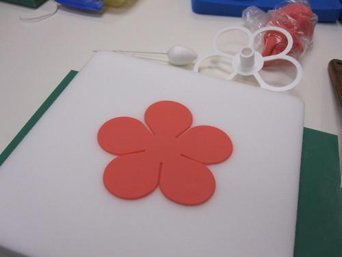 cut out petals
