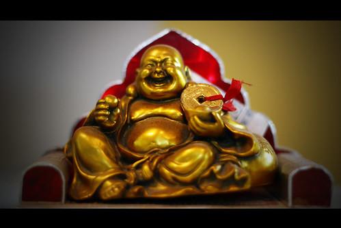 Budai - Laughing Buddha