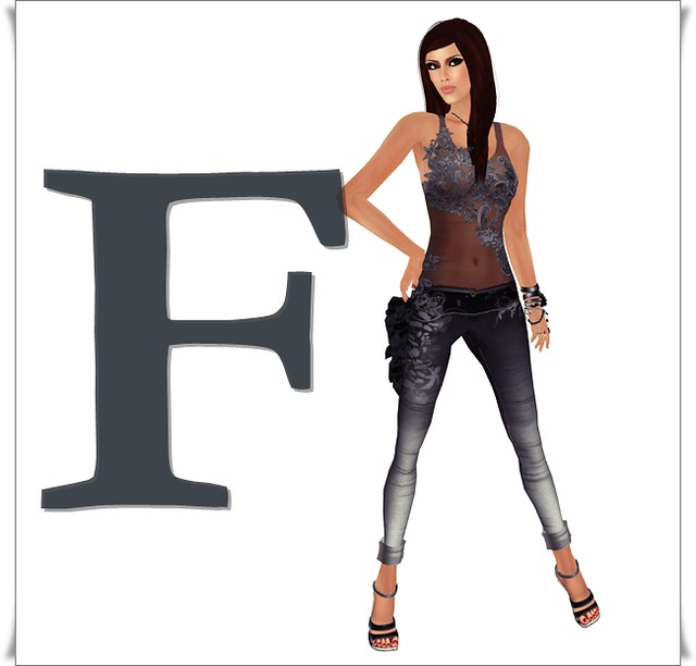 Alphabet Blog Challenge F