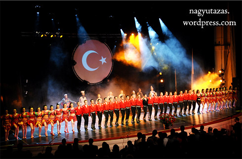 Tüzes Anatólia: Orientális táncegyüttes Törökországból