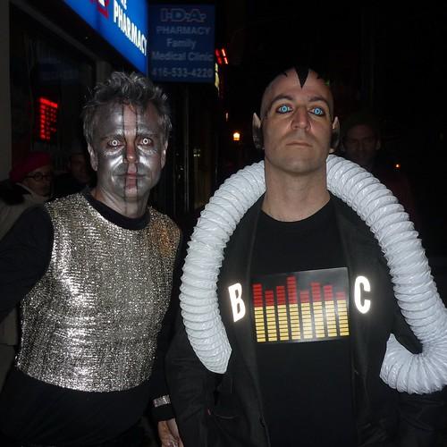 SciFi Gayness