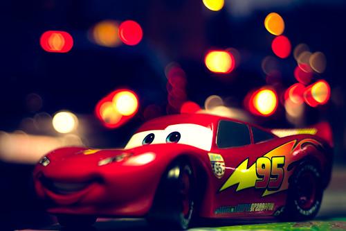 (318/365) Lightning McQueen by albertopveiga