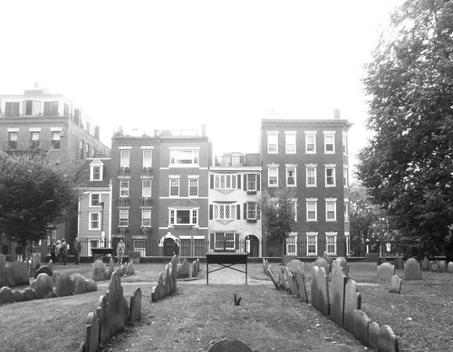 Copp's Burial Ground