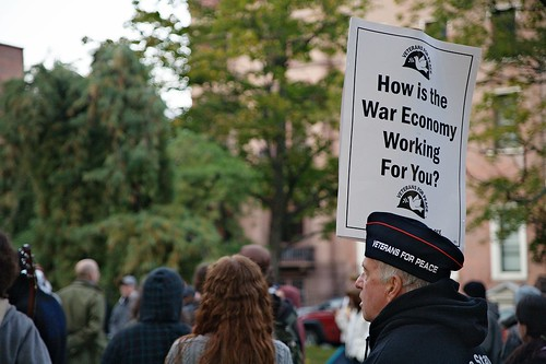 Occupy Albany, 10.22.2011