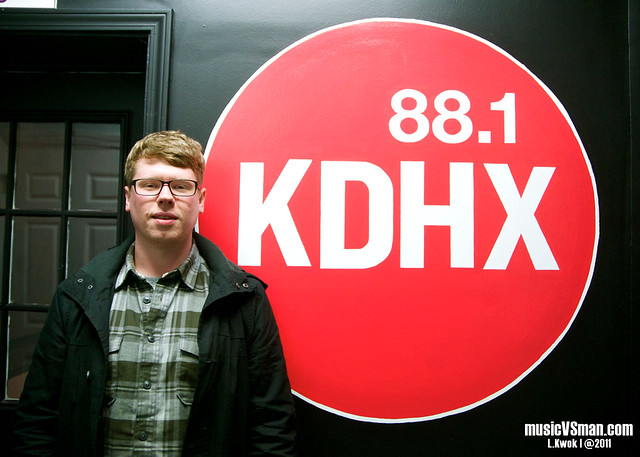 Adam Thompson (We Were Promised Jetpacks) @ KDHX