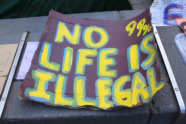 no life is illegal