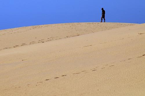 Chapter 7 - Corralejo, the unbereable lightness of the desert (#9): Disorienteering