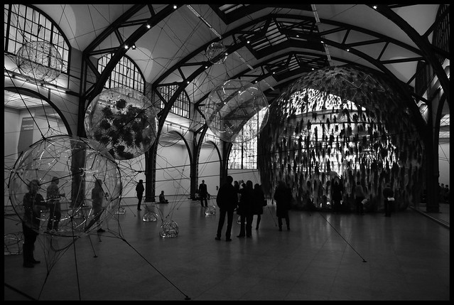 Tomas Saraceno - Cloud Cities 3