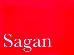 Françoise sagan, All'impazzata, Astoria 2011; progetto grafico di zevilhéritier. Copertina (part.), 2