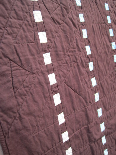 Donated by Kristel - Quilting Close Up