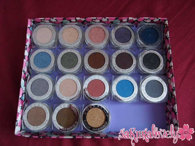 L'Oreal Color Infallible Collection