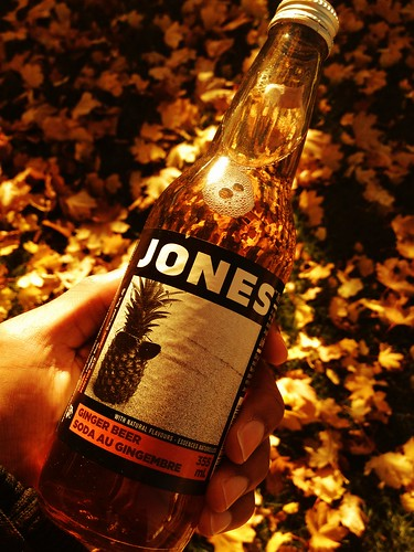 Jones' Ginger Beer by Jamaalism