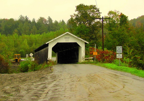 Covered Bridge by Varish