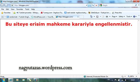 Internet-korlátozás Törökországban