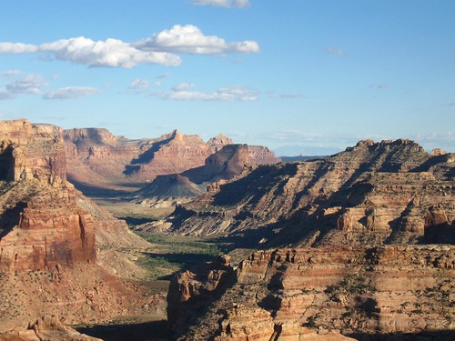 Little Grand Canyon - Wedge Overlook