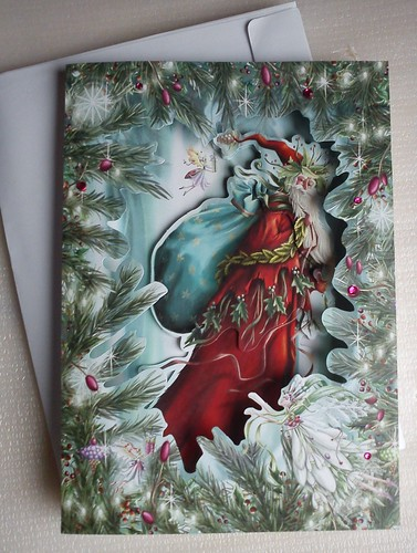 Enchanted Christmas card