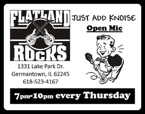 Flatland Thursdays 7-10