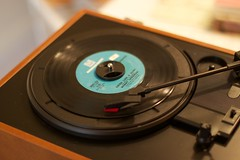 A Turntable!