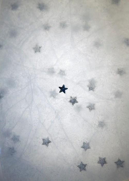 Frozen Stars, Final Print