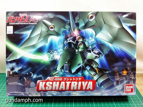 SD Kshatriya Review NZ-666 Unicorn Gundam (1)